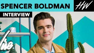 'Lab Rats', Spencer Boldman Talks Working With Zendaya & Gets Coffee With Gigi Hadid | Hollywire