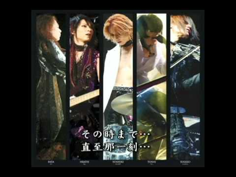 X JAPAN Scarlet Love Song(日繁字幕)