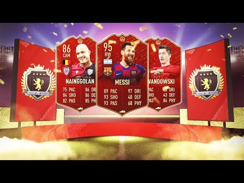UNREAL RED PICK IN MY 29-1 REWARDS W/ HASHTAG HARRY AND HASHTAG SHAWREY! FIFA 20 ULTIMATE TEAM