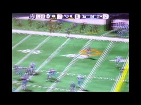 N.F.L. Sunday Ticket (Miami Dolphins @ New England Patriots)