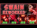 WTF! NEW SWAIN PASSIVE GIVES UNLIMITED HP STACKS?? SWAIN SEASON 9 TOP GAMEPLAY! - League of Legends