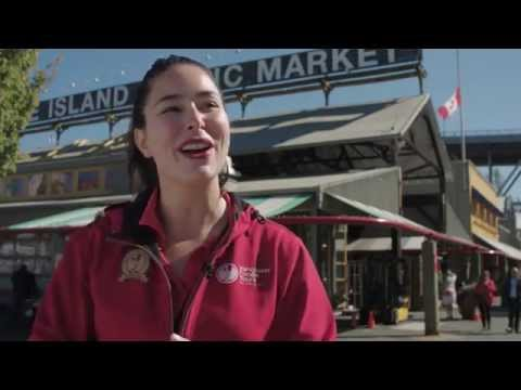 Vancouver Foodie Tours on Granville Island