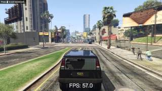 GTA 5 PC GTX 980 FTW Benchmark and Gameplay