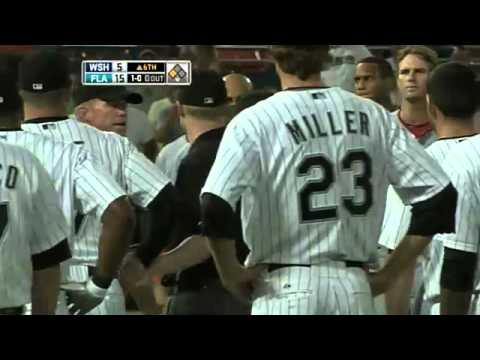the best baseball fight ever