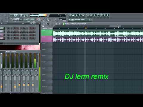[DJ lerm remix]I need girl.mp4