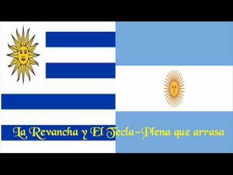 La Revancha y El Tecla-Plena que arrasa-Uruguay Argentina