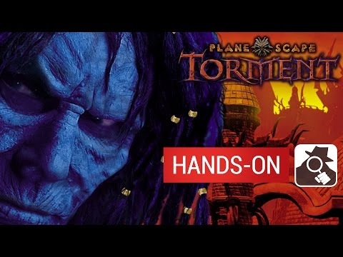 PLANESCAPE: TORMENT (iPad) | Hands-On