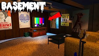 TURN IT OFF - Scary Basement Simulator