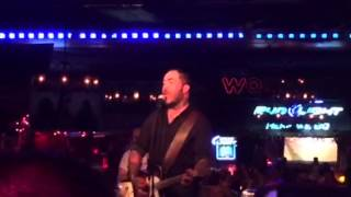Aaron Lewis - Country Boy - Live At Cotton Eyed Joe Knoxville, TN 4/10/2015