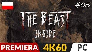 The Beast Inside PL  odc.5 (#5)  Spokojna noc w zajeździe | Gameplay po polsku 4K