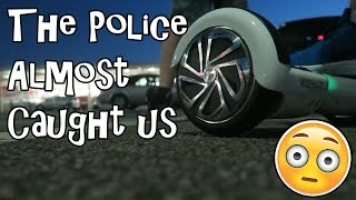 THE POLICE ALMOST CAUGHT US ! // DAILY VLOGS // BRITISH VLOGGER