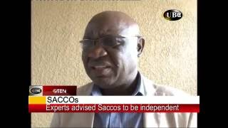 Experts advise SACCOs in Uganda to be independent in funding