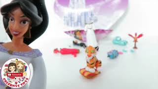RARE Jasmine Deluxe Fashion Set - Polly Pocket Dresses Disney Princess Park