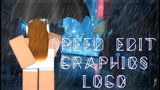 Graphics Group Logo Speed Edit | ROBLOX Speed Design
