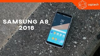 Samsung Galaxy A8 Review (Late 2018)