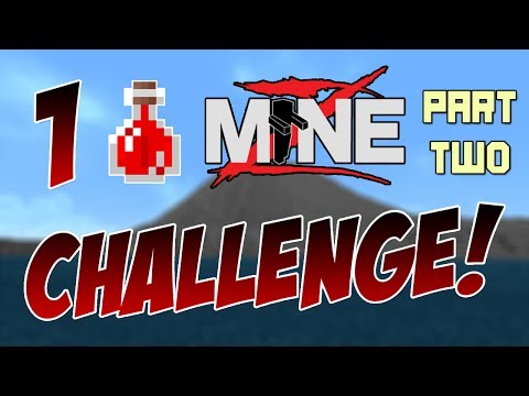 MineZ: One Potion Challenge w/ WholeMilk - Part 2