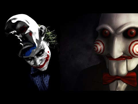 Jigsaw VS. Joker - Movievillains Part 2 HD