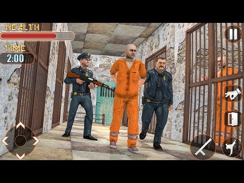 Great Prisoner Jail Break Escape Mission 2018 3D (by U Technology Game Studio) Android Gameplay [HD]