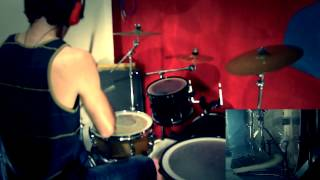 Asking Alexandria - The Death Of Me (Drum Cover) Mario JCZ