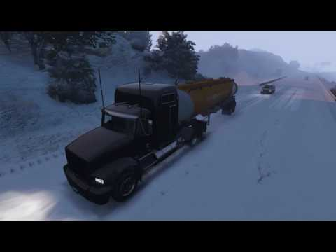 Gta 5 Music Video Alabama Roll On (18 wheeler)