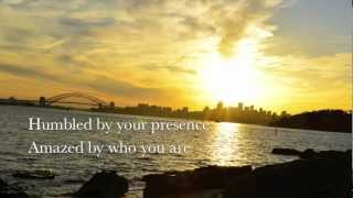 Majesty of Heaven - Chris Tomlin (acoustic cover) with lyrics
