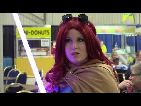 Cosplay at Fan Expo Regina 2015