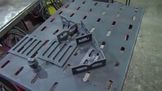 Компактный сварочный стол sibar welding  . Обзор от сварщика.