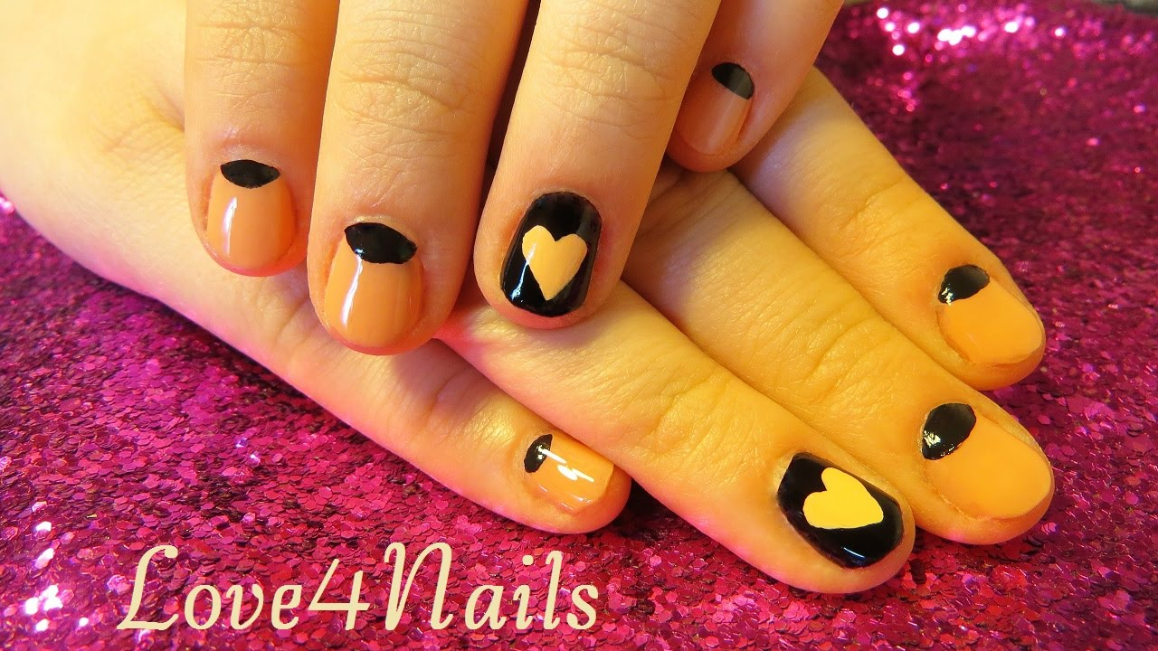 Nail art for little girls youtube prinsesfo Choice Image