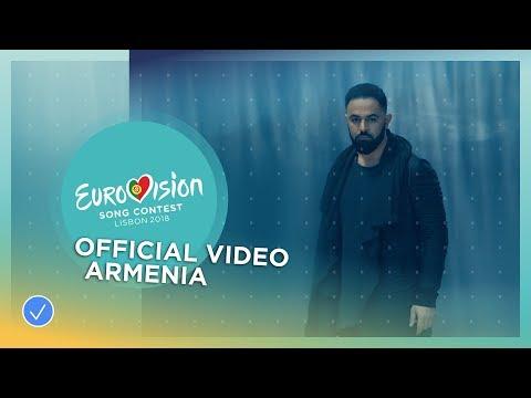Sevak Khanagyan - Qami - Armenia - Official Music Video - Eurovision 2018