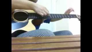 Drifting - Andy Mckee ( Guitar fingerstyle solo )