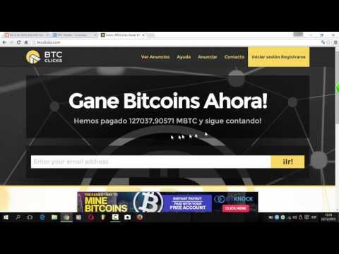 Ganar Dinero Rapido, Bitcoins, Crear Monedero Bitcoin,como Ganar Bitcoins Gratis 2016