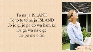 Video WINNER - ISLAND [EASY LYRICS] download MP3, 3GP, MP4, WEBM, AVI, FLV Maret 2018