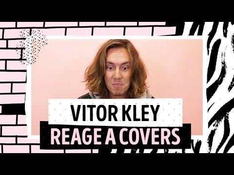 Vitor Kley reage aos melhores covers de O Sol