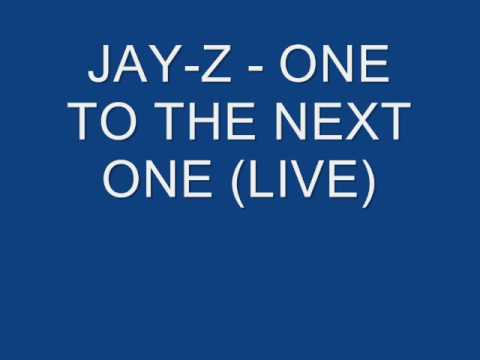 Jay-Z - On To The Next One (LIVE) HQ