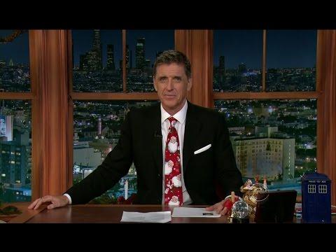 Late Late Show with Craig Ferguson 12/20/2012 Quentin Tarantino