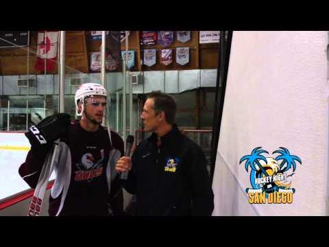 San Diego Gulls Training Camp Day 2 at Anaheim Ice