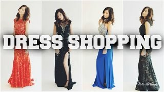 Prom Series: Day in my Life // Prom Dress Shopping | Tori Sterling ♡