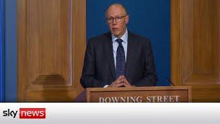 Professor Stephen Powis: 'COVID-19 is still here'