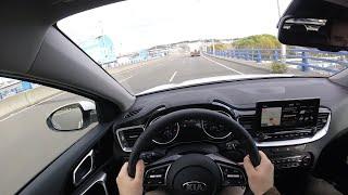 Kia XCeed 1.6 CRDi 85 kW Tech (2019) POV Test Drive