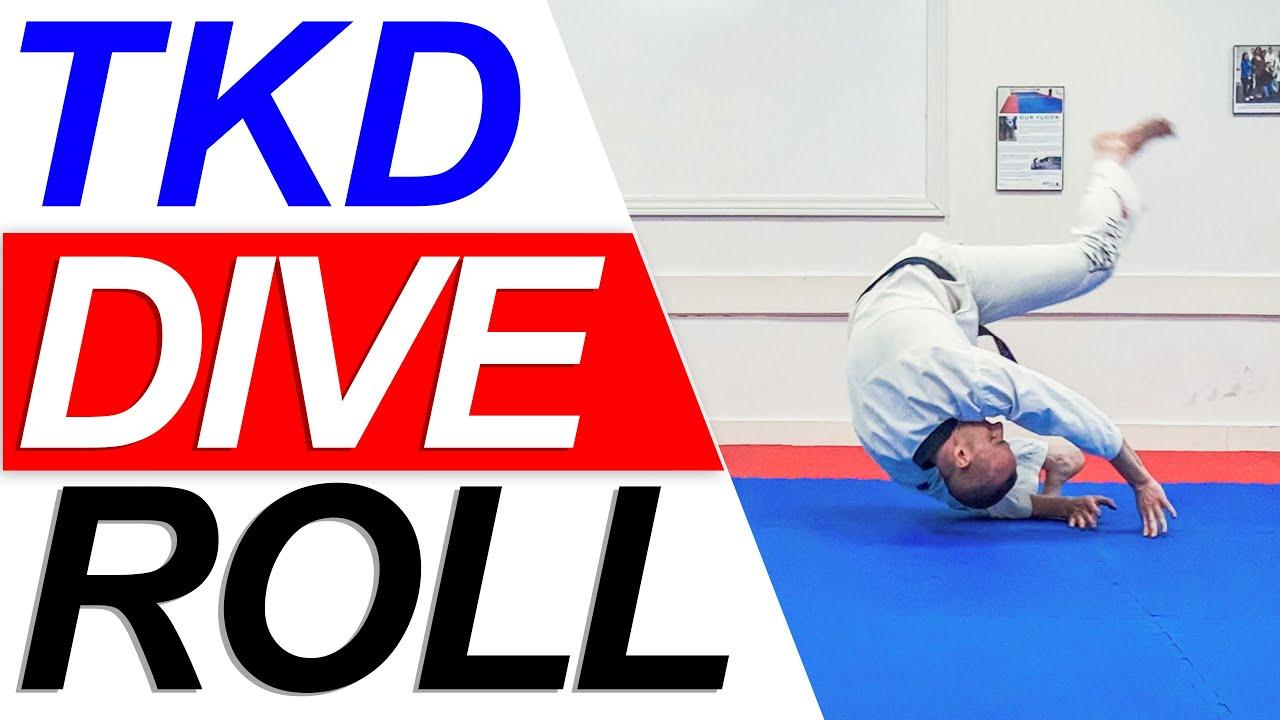 how to break shoulder roll