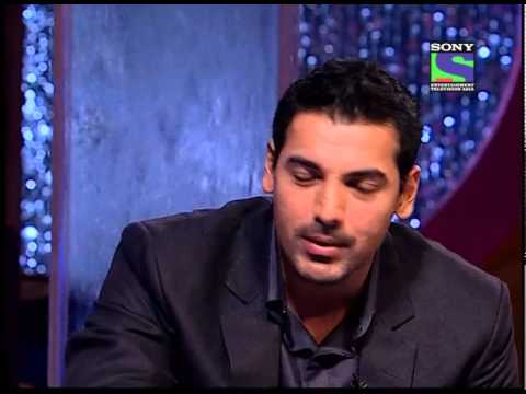 John's Gladrags Moment #John Abraham - YouTube
