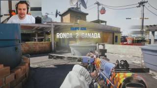 Video de MI PARTIDA MAS RAPIDA / RAINBOW SIX / BYABEEL