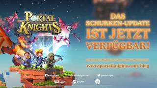 Portal Knights | Schurken-Update Trailer | PS4, Xbox One, Steam