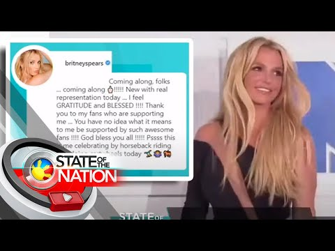 Britney Spears wins right to choose own lawyer in conservatorship case - report   SONA