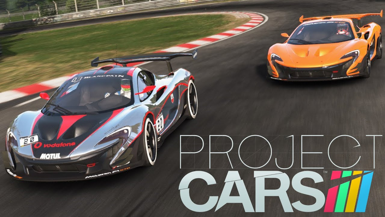 Project cars mclaren p1 gtr mod nordschleife youtube - Project cars mclaren p1 ...
