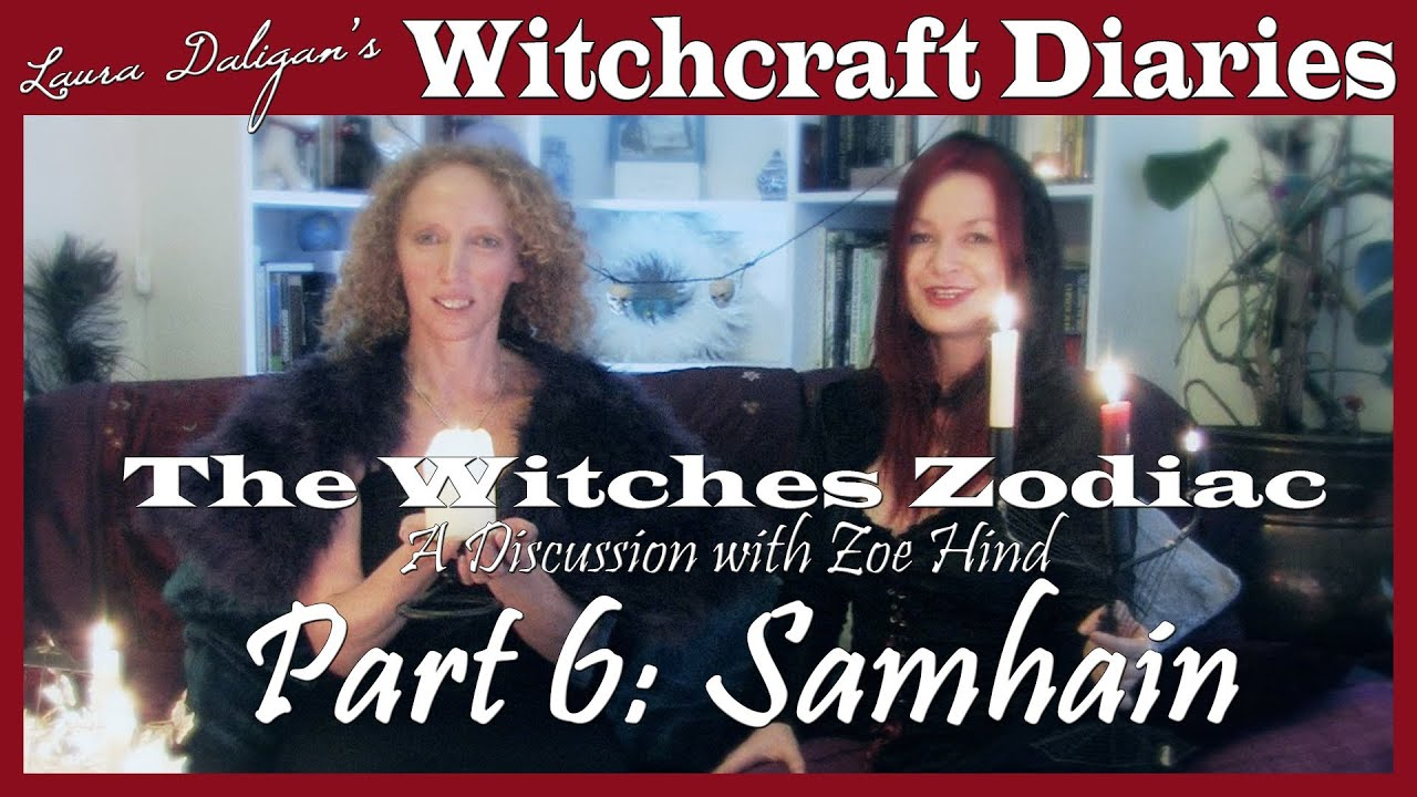 The Witches Zodiac - Samhain ★ Witchcraft Diaries