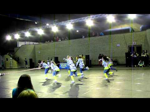 Open Latvia Street dance Cup2012/group Energy-1place