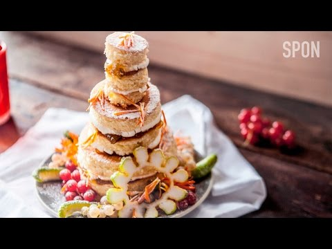 Citrus Naked Cake Recipe | Rennie Mystery Box Challenge 7 #spon