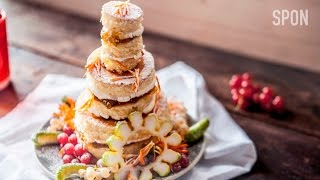 Citrus Naked Cake Recipe   Rennie Mystery Box Challenge 7 #spon
