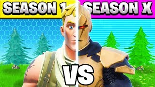 *RANDOM* SEASON Weapons To WIN! (Fortnite)